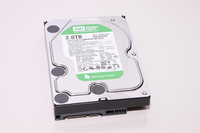HDDデータの復旧とは