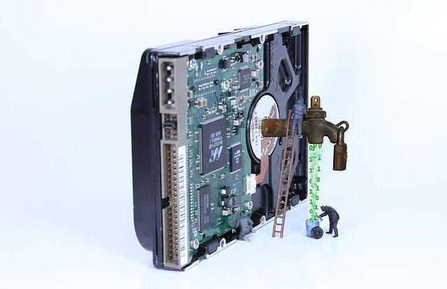 HDDデータの復旧の業者