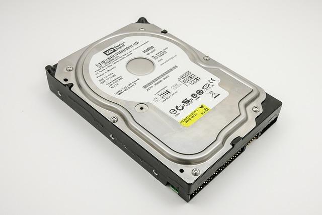 HDDデータの復旧ソフト