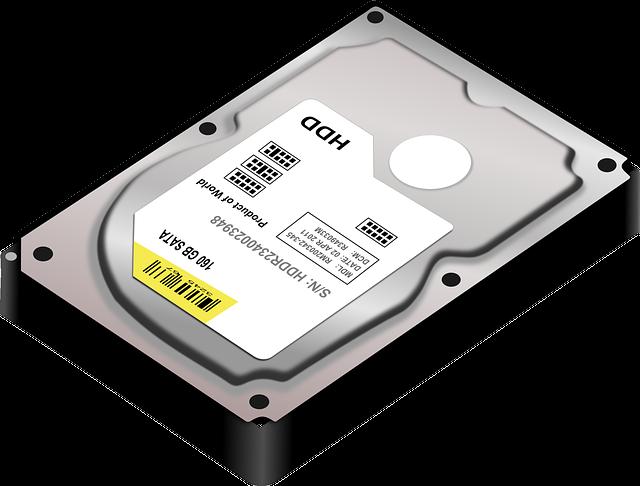 おすすめのHDDデータの復旧サービス